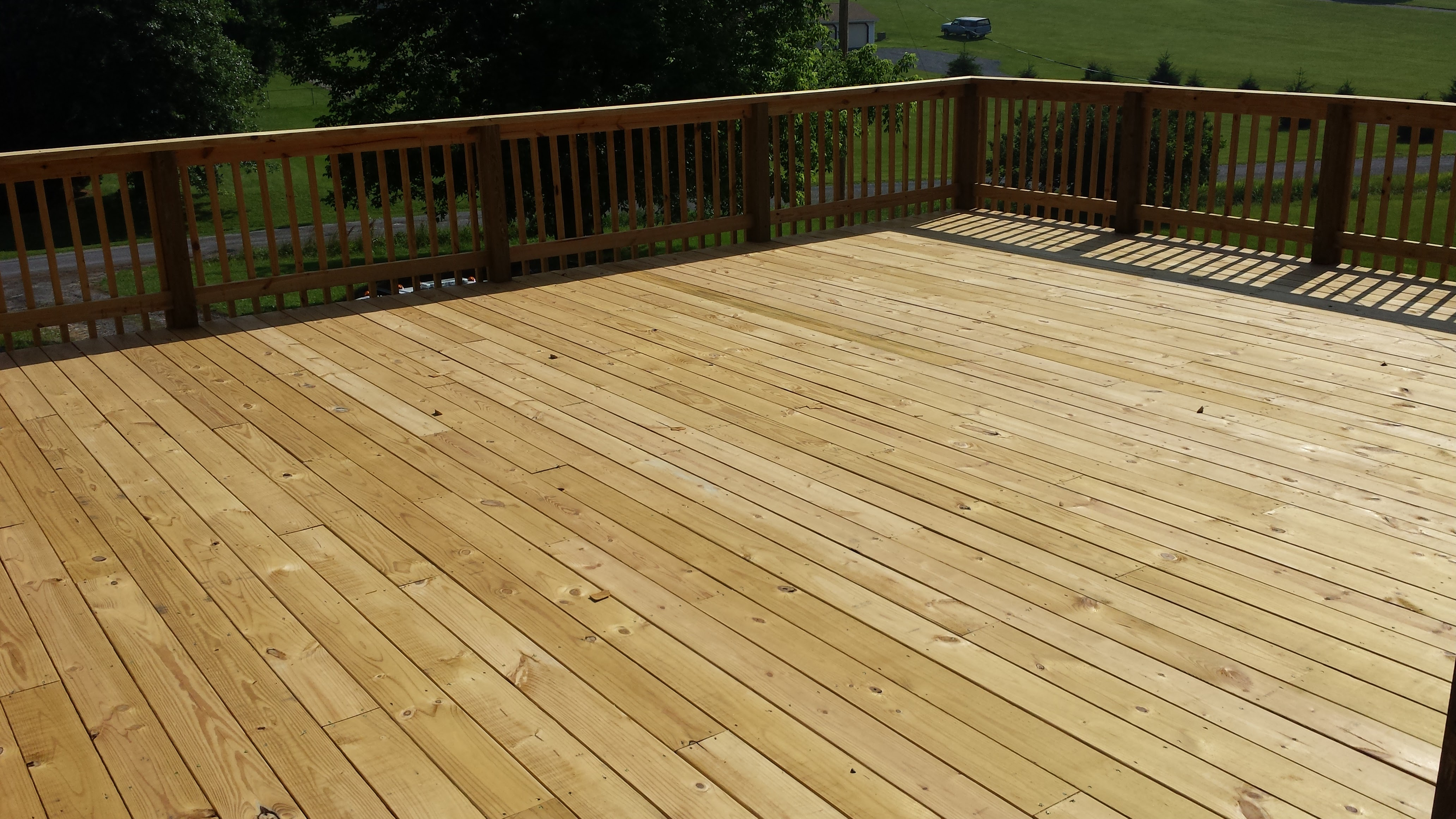 Building the Deck of Your Dreams | Fairway Homes & Services